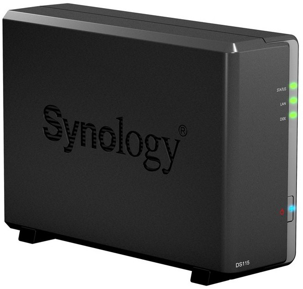 Synology DiskStation DS215
