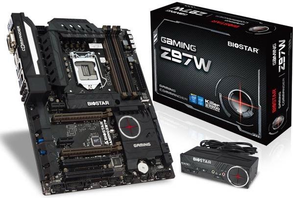 Biostar Gaming Z97W