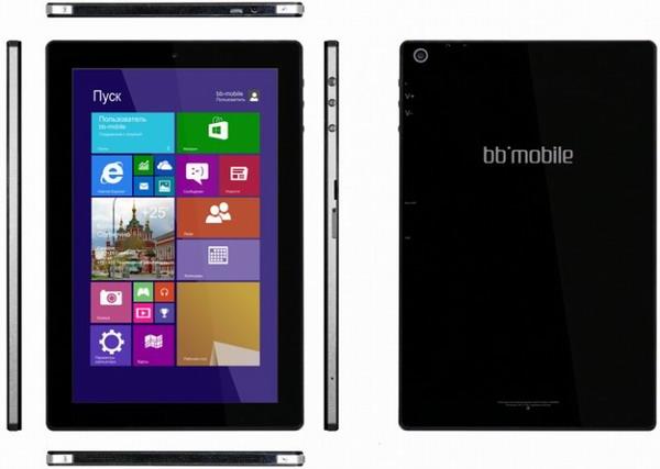bb-mobile Techno W8.9 3G