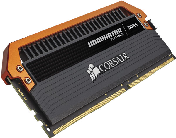 Corsair Dominator Platinum DDR4-3400 Limited Edition Orange