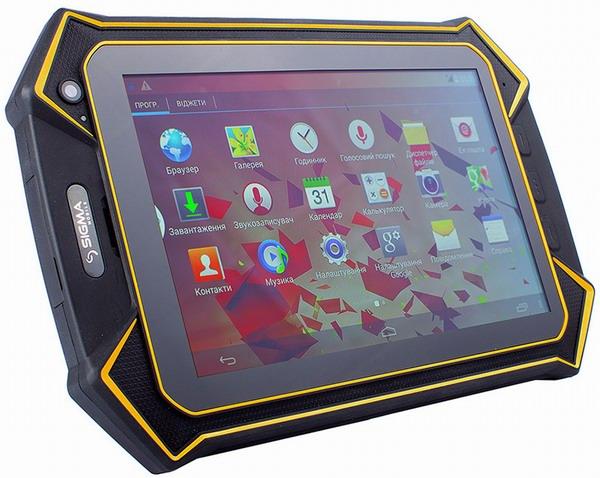 Sigma mobile X-treme PQ70