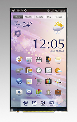 WQHD LCD