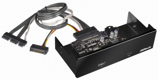 ASRock Front USB 3.1