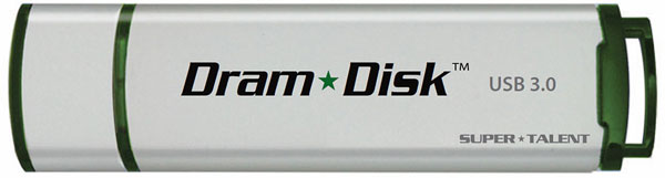 Super Talent USB 3.0 Express Dram Disk