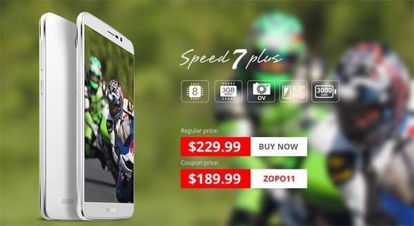 Интернет-магазин EverBuying предлагает скидки на смартфоны от ZOPO