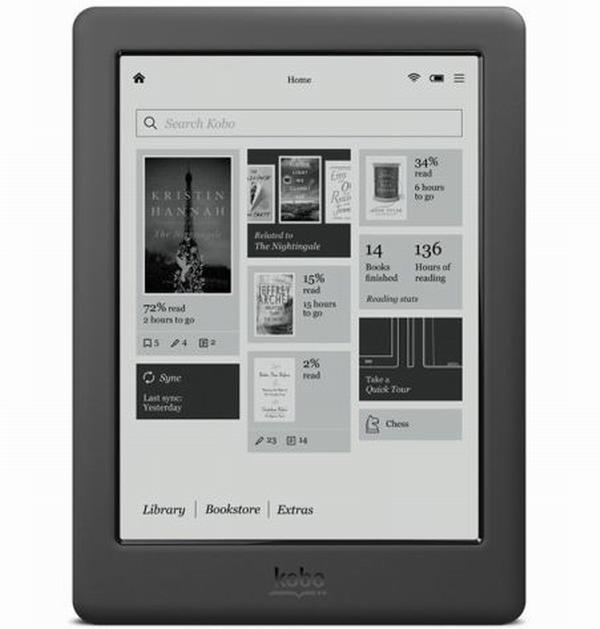 Kobo Touch 2.0
