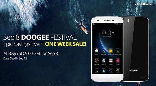 Смартфоны DOOGEE доступны по привлекательной цене