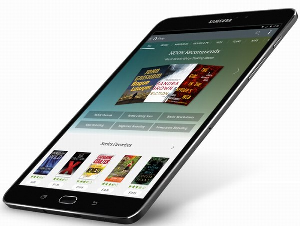 Barnes & Noble Galaxy Tab S2 Nook