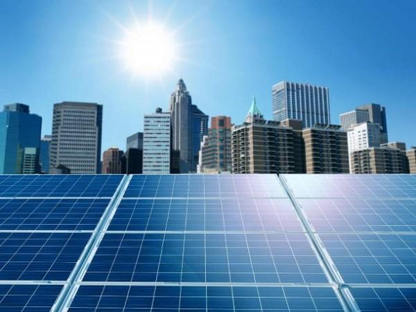 SolarCity Rooftop Solar Panels