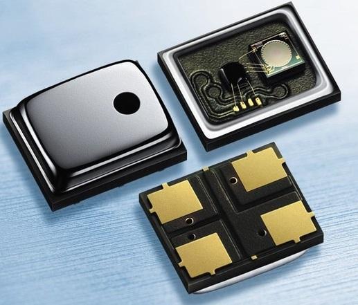 МЭМС-микрофоны Infineon
