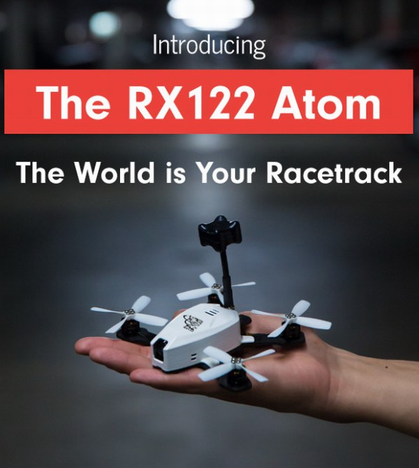 RotorX RX122 Atom