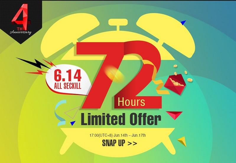 72 Hours Crazy Sale