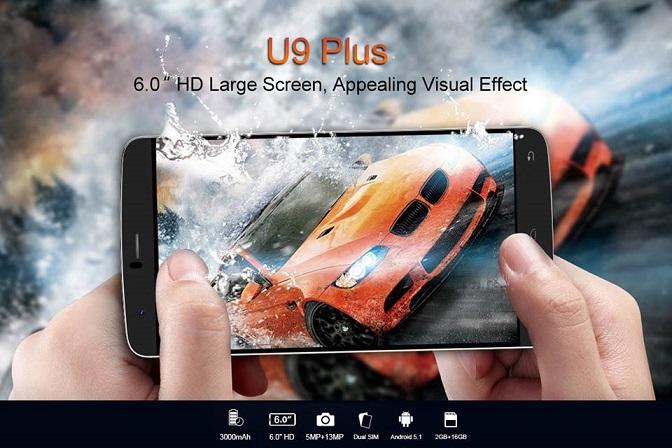 iNew U9 Plus