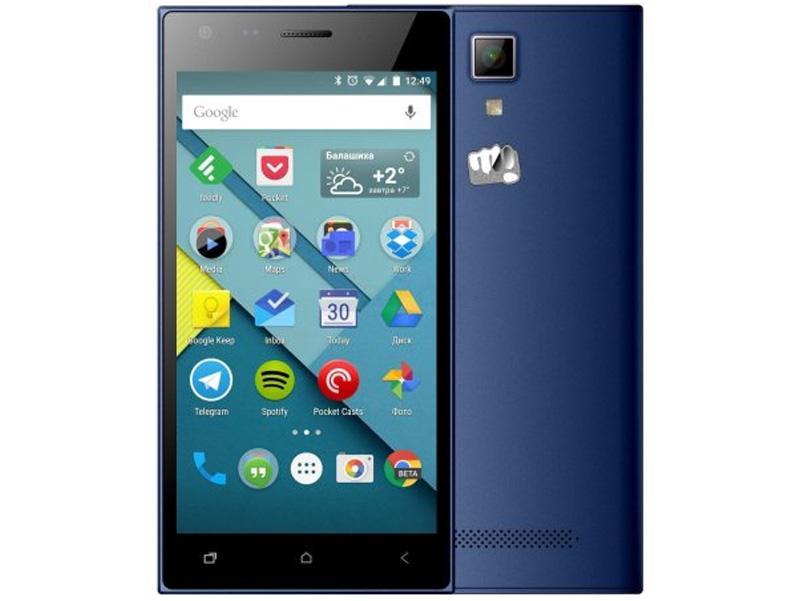 167b4bd4cf52a Micromax Q413: 4G, яркий экран и 4 ядра в одном смартфоне - MBDevice