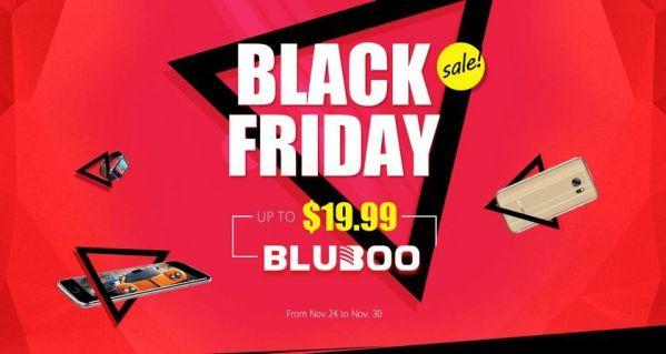 Bluboo дарит скидки в честь Черной пятницы