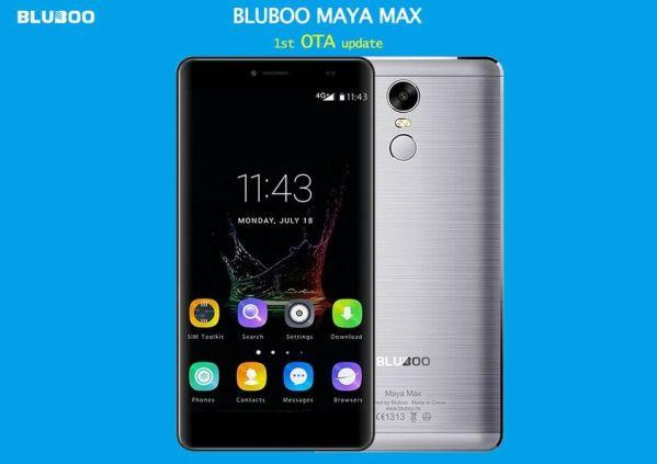 Bluboo Maya Max