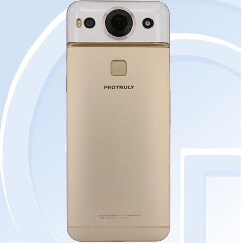 Protruly 360-degrees smartphones