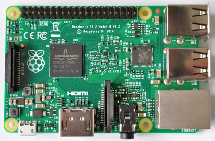 Raspberry Pi 2 V1.2