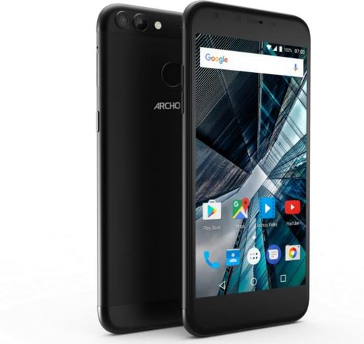 Archos 50 Graphite and 55 Graphite