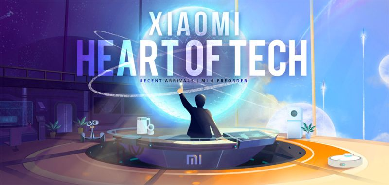 Скидки на новинки от Xiaomi в GearBest