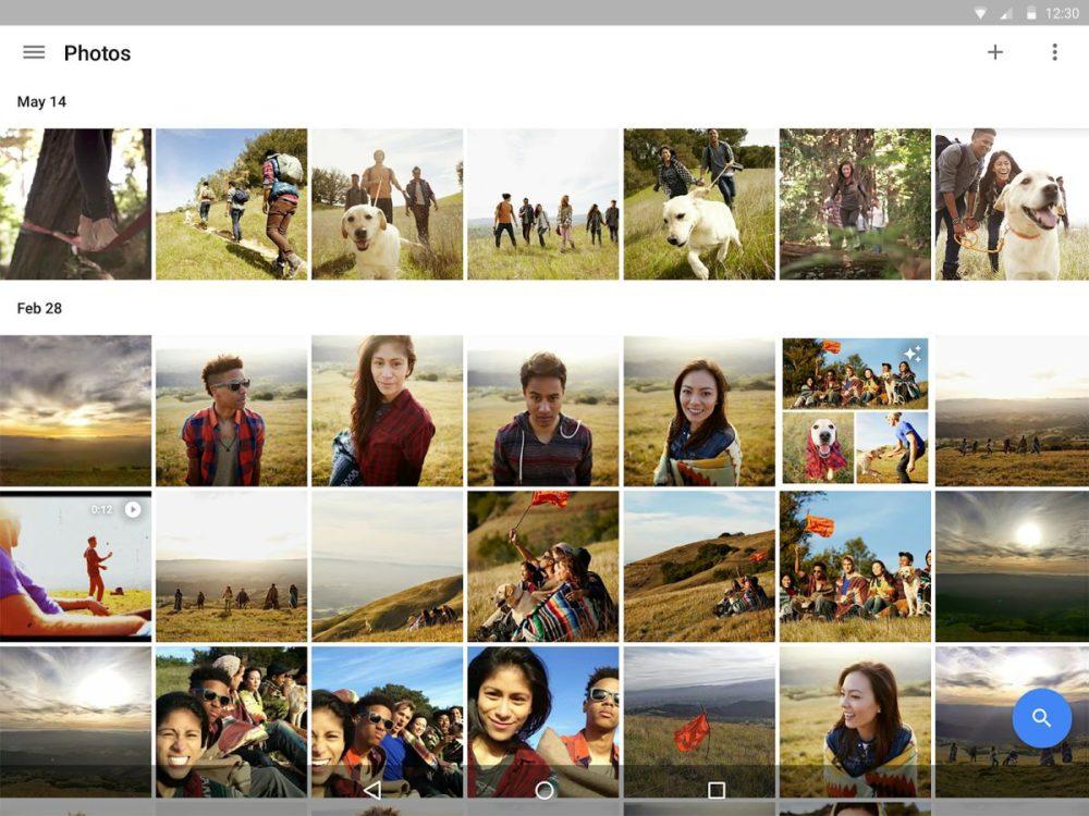 Google переработала сервис Photos