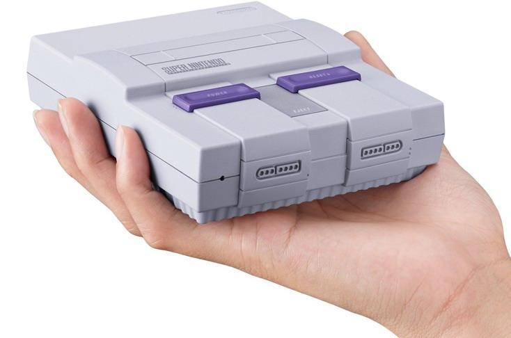 Nintendo Super NES Classic Edition