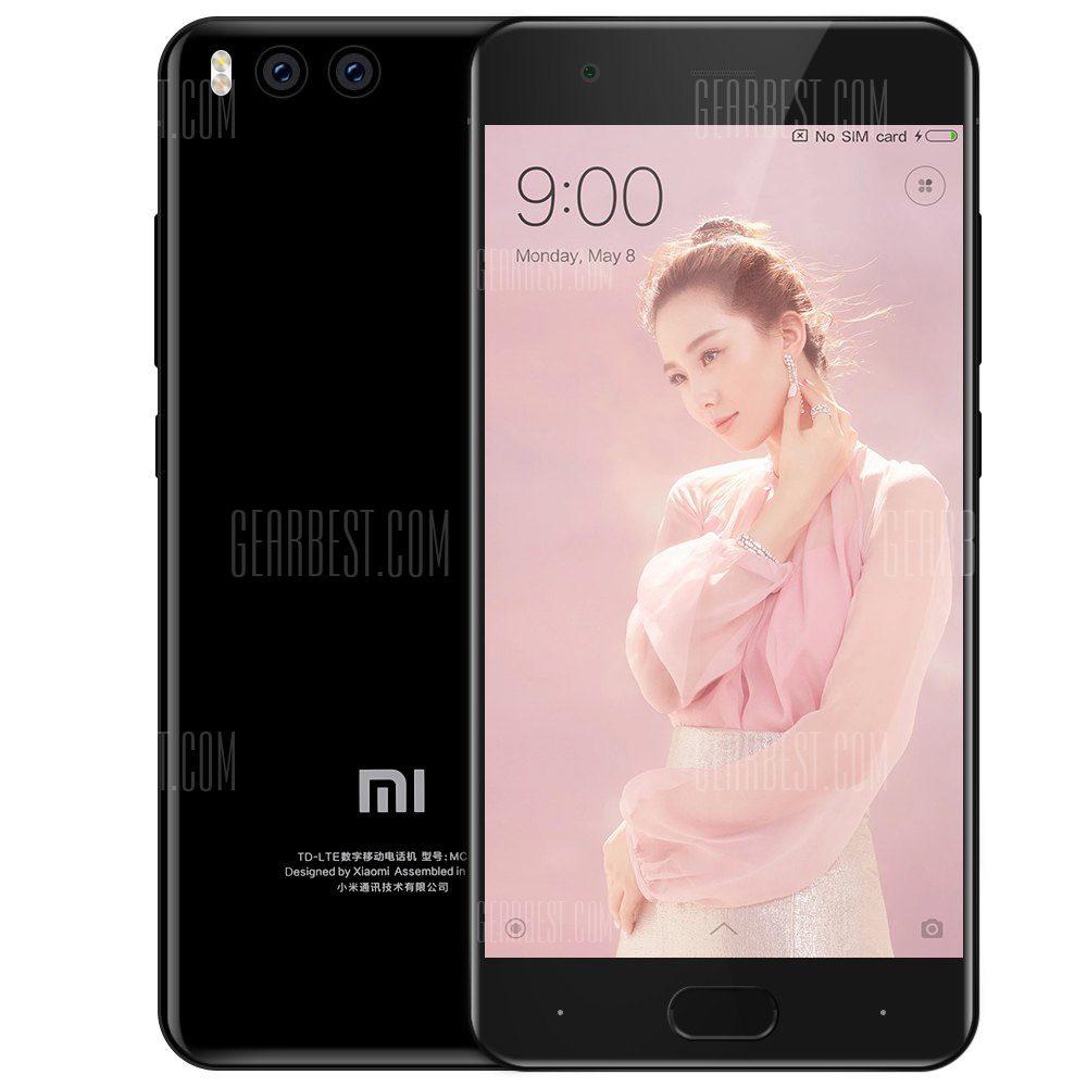 cd2dad9e8b278 Чтобы стать обладателем смартфона Xiaomi Mi 6, флагмана 2017 года,  достаточно оформить на него заказ на GearBest и активировать промо-код  «Mi6ru», ...