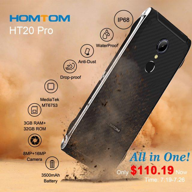 Hontom HT20 Pro