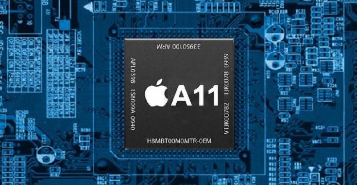 Однокристальная система Apple A11 Bionic в iPhone X, iPhone 8 и iPhone 8 Plus показала выдающиеся результаты в бенчмарке GeekBench - MBDevice