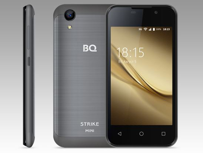 BQ Strike Mini