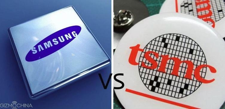 TSMC VS. Samsung