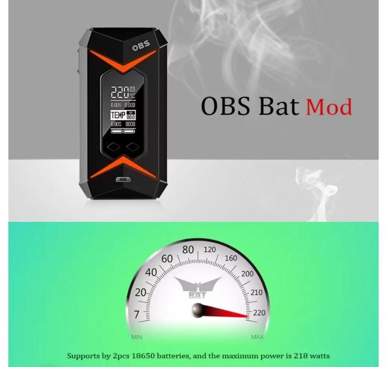 OBS Bat