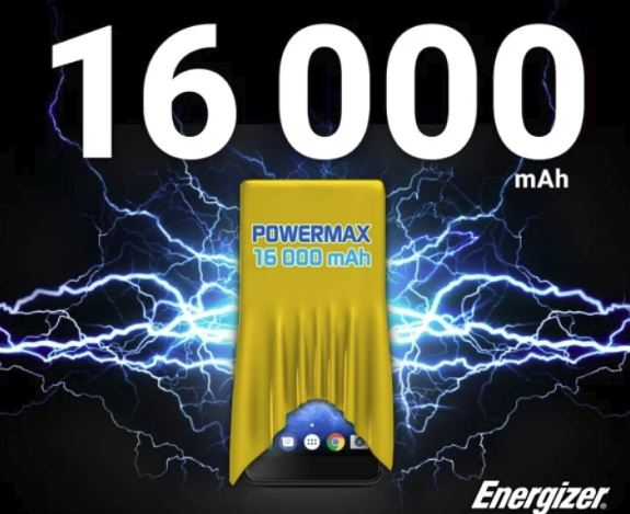 Power Max P16K Pro с экраном 18:9