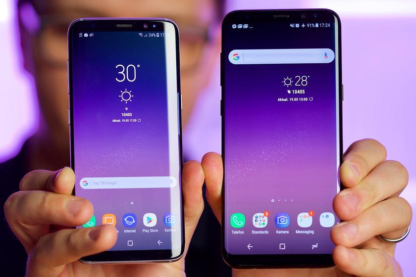Samsung Galaxy S9 Microsoft Edition