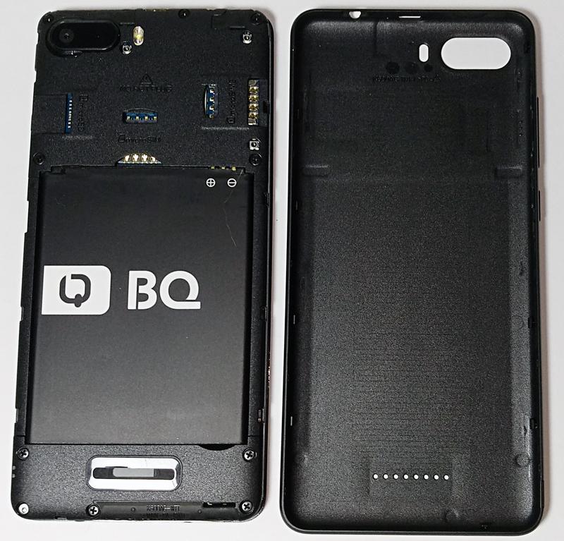 BQ Next LTE