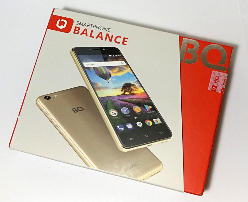BQ Balance
