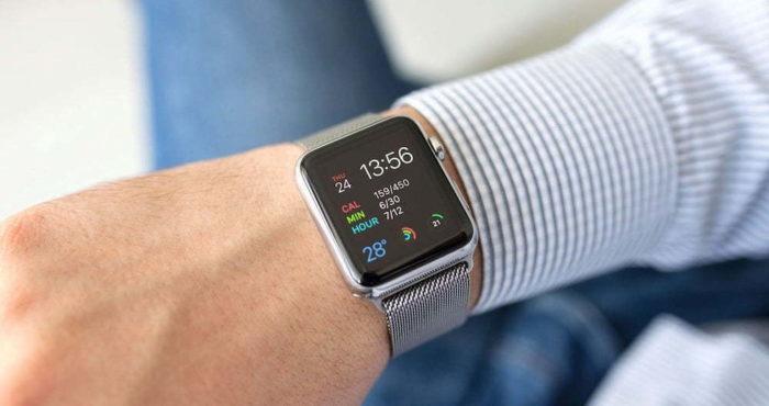 Пользователи Apple Watch 4 сообщили о сбое