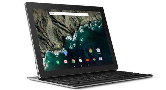 Google разработала Chrome-планшет Pixel Slate с клавиатурой и стилусом