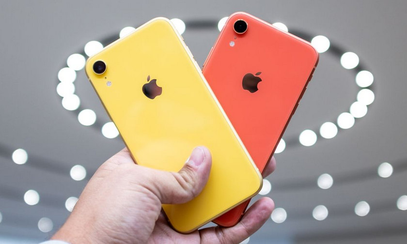 Apple сократит объемы производства iPhone XR из-за низкого спроса