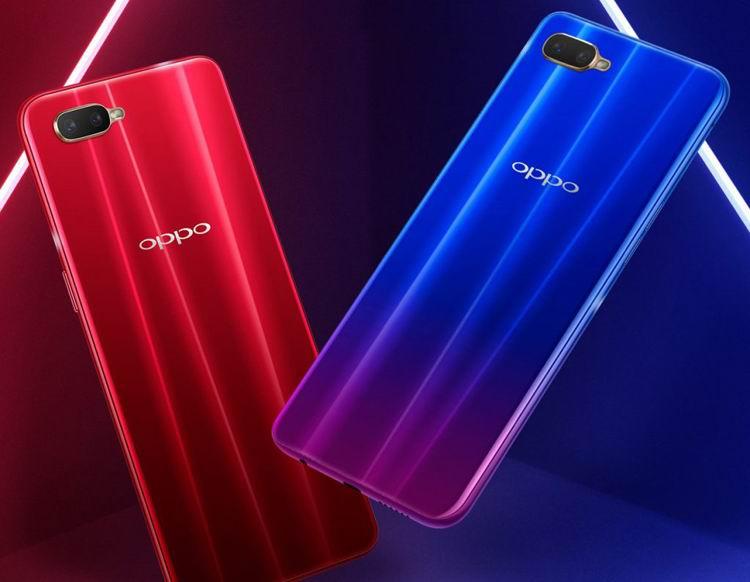 Oppo показала фаблеты RX17 Pro и RX17 Neo с экраном 6,4 дюйма