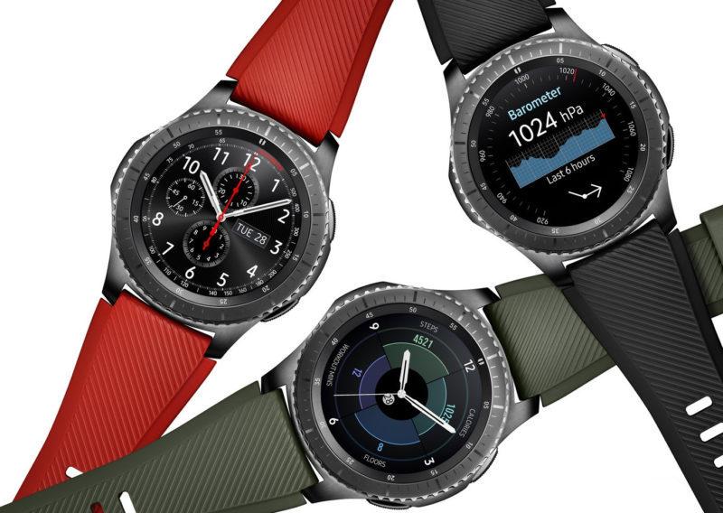 смарт часы Samsung Gear S3
