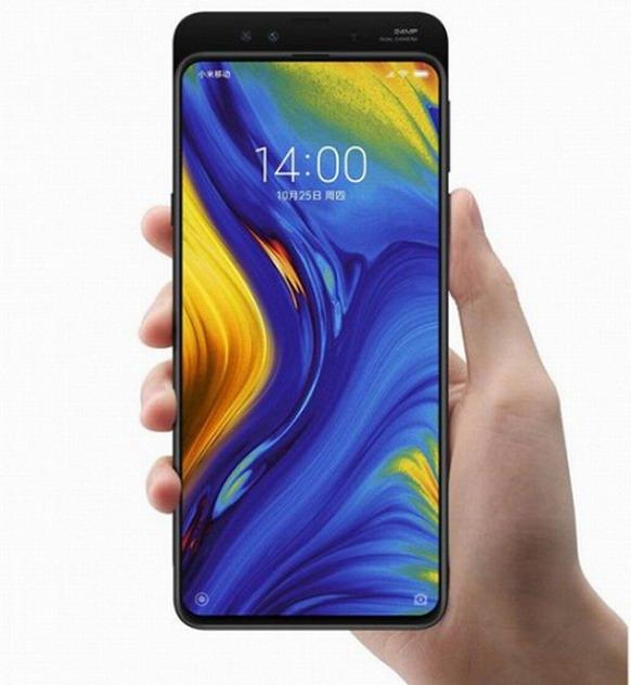Xiaomi сообщила о старте продаж смартфона Mi Mix 3