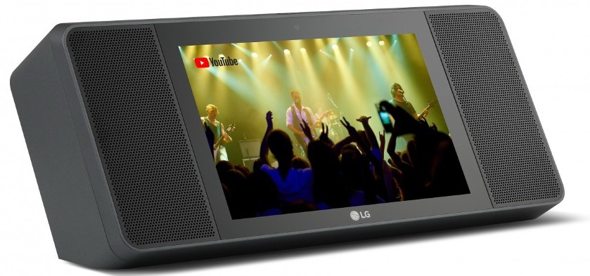 LG анонсировала смарт-колонку XBOOM AI ThinQ WK9