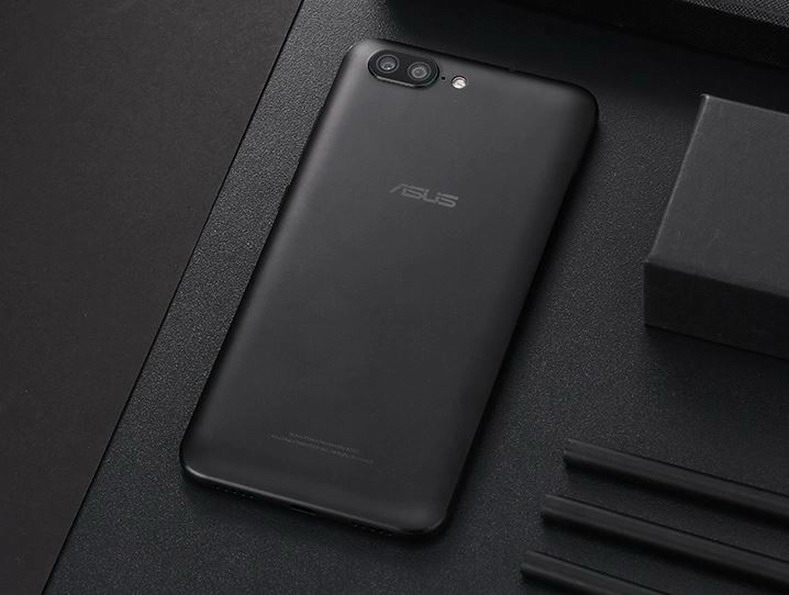 ASUS Zenfone 4 Max Plus – недорогой смартфон в GearBest