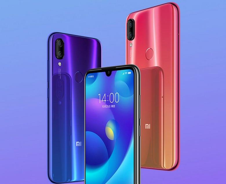 Xiaomi представила молодежный смартфон Mi Play