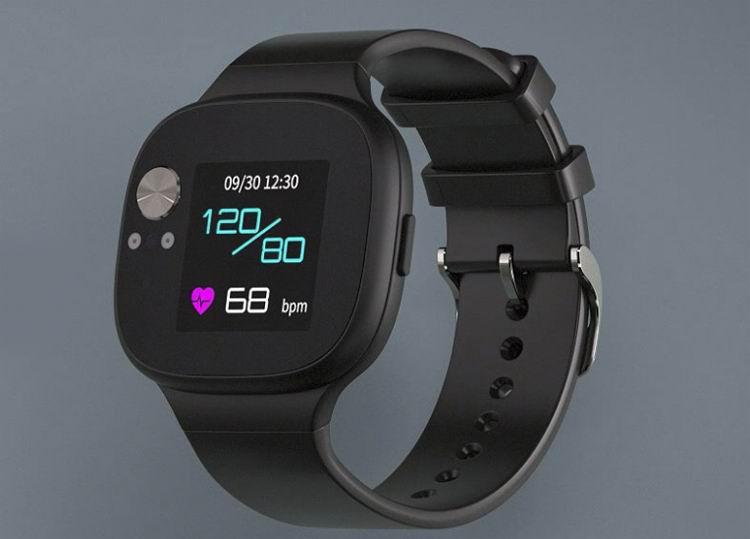 ASUS выпустила в России умные часы VivoWatch BP