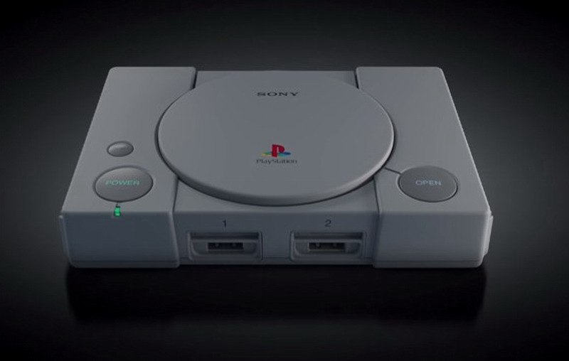 Sony PlayStation Classic взломали и усовершенствовали