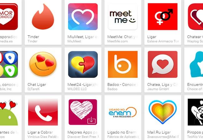 Лучшие Android-приложения для знакомства