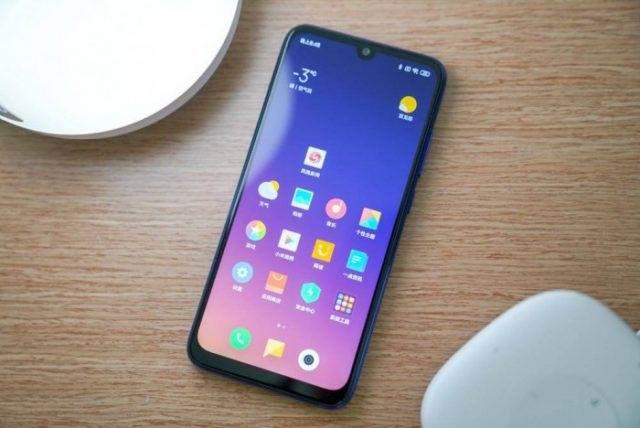 Xiaomi Redmi Note 7 поступил в официальную розницу