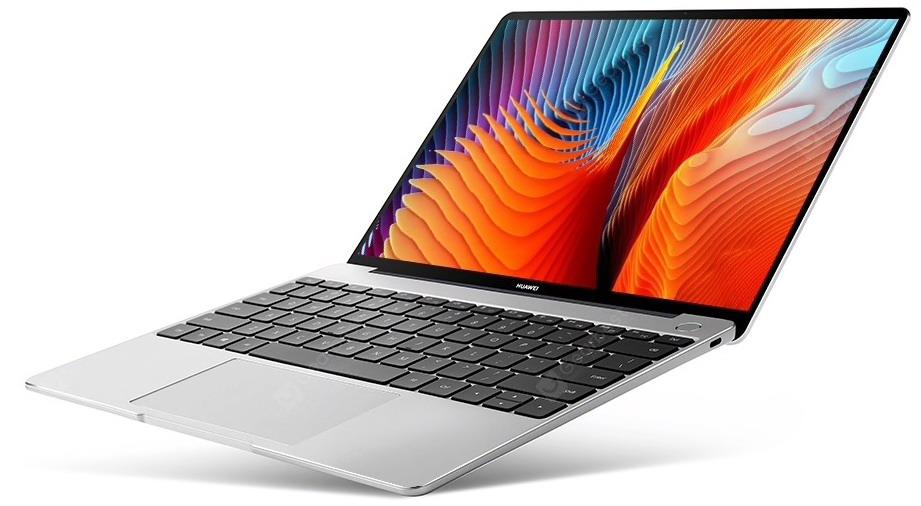 Huawei готовит ноутбук MateBook 13 к релизу в Европе